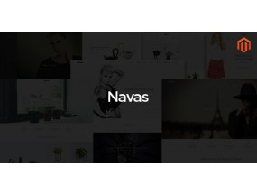 Navas Magento 1 и 2 Theme | Покупка