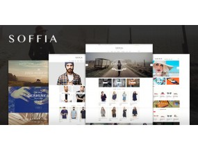 Soffia - Тема Magento