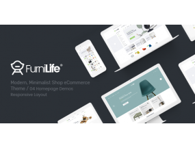 Furnilife - Furniture, Decorations & Supplies  – тема Opencart
