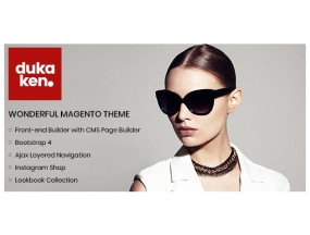 Dukaken - Wonderful Magento 2 Theme