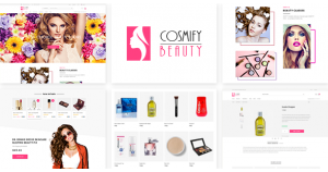 Cosmify - Fashion Cosmetic Shopify