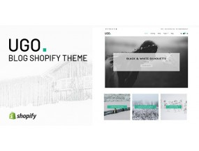 Ugo блог - Blog Shopify Theme