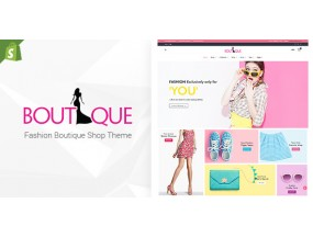 Boutique - Бутик - Shopify Fashion