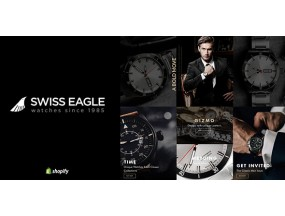 Швейцарский орел | Shopify Watch Store Swiss Eagle