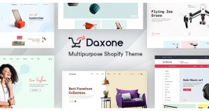 Daxone - универсальная тема Shopify – Multipurpose Theme