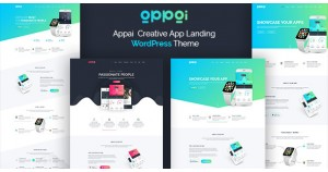 Appay App Landing WordPress