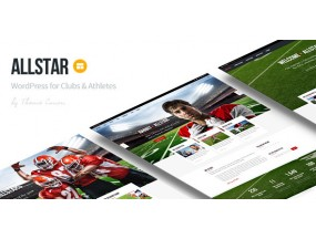AllStar - Тема WordPress Club