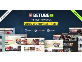 Betube Video WordPress