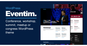 Eventim V1.1.5 - шаблон WordPress