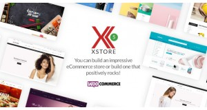 XSTORE - шаблон WordPress